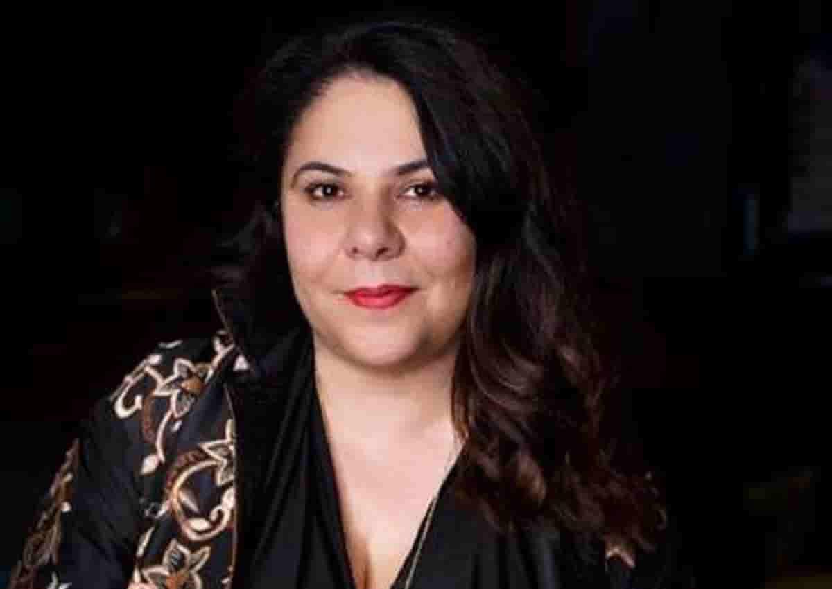 Michela Murgia, foto Ansa