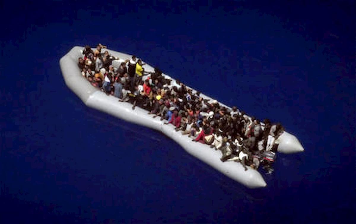Sparano migranti in Libia