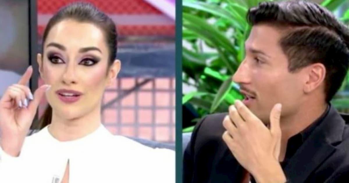 Adara Molinero deride Gianmarco Onestini in diretta tv