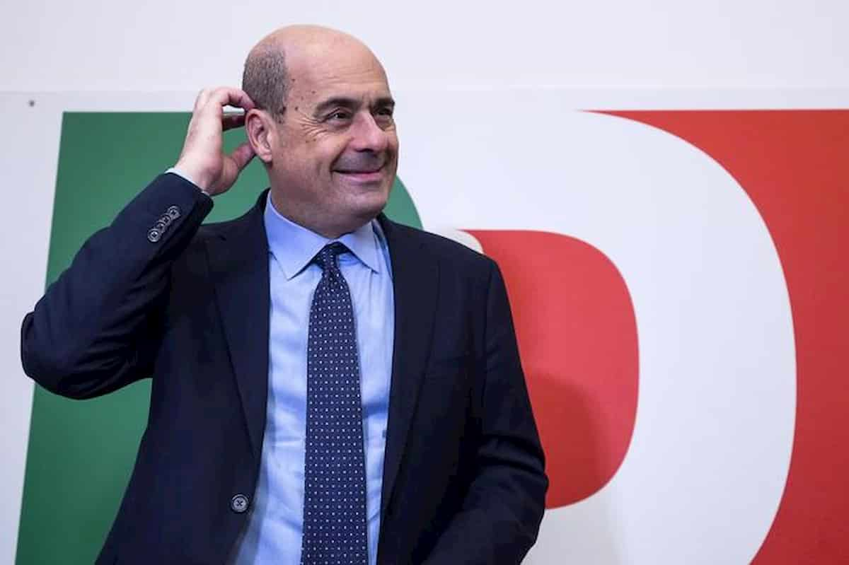 Governo in bilico fra le liti, Conte preoccupato offre un ministero a Zingaretti. nella foto Ansa