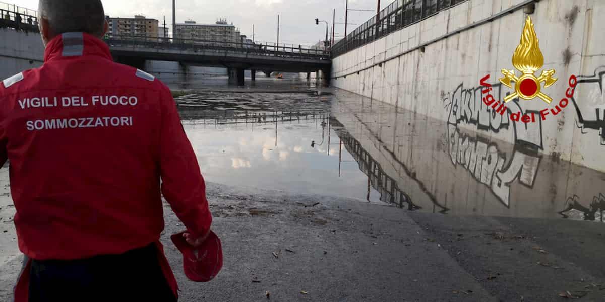 Bomba d'acqua Palermo