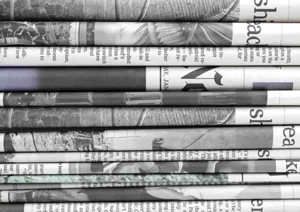 Vendite giornali settembre 2020, lunga agonia mentre intorno tutto tace