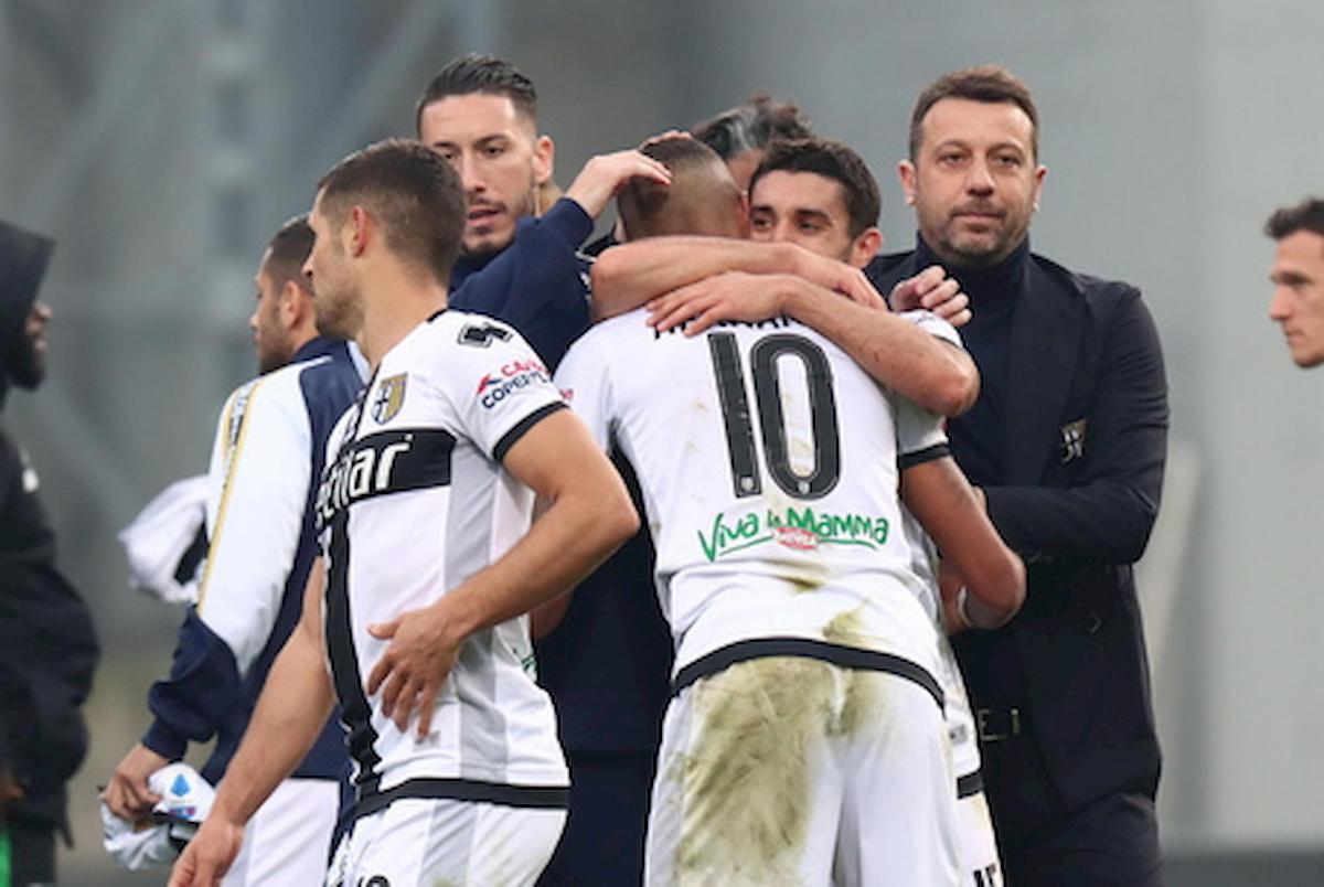 Parma, è Kulusevski show: 2-1 al Brescia con gol decisivo del neoacquisto Juventus