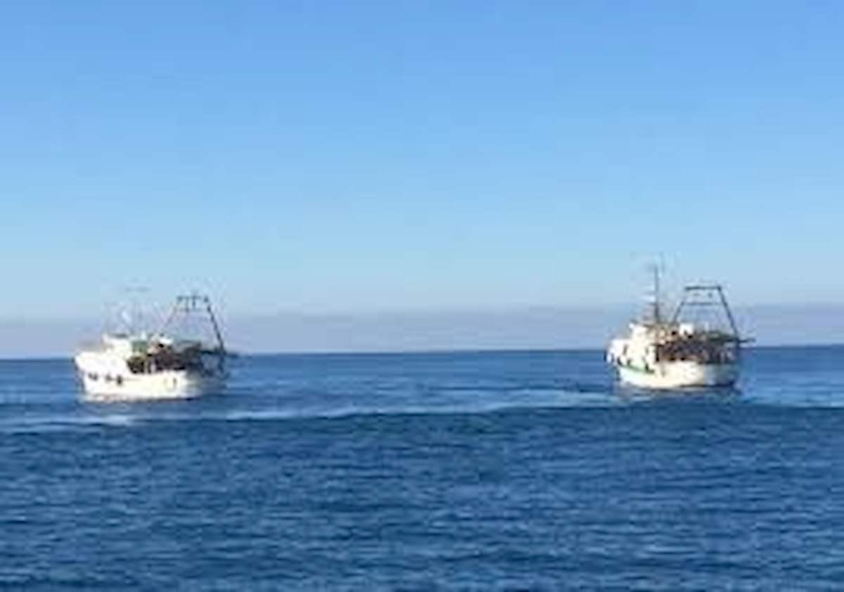 Croazia, peschereccio italiano sequestrato a Nord di Vieste