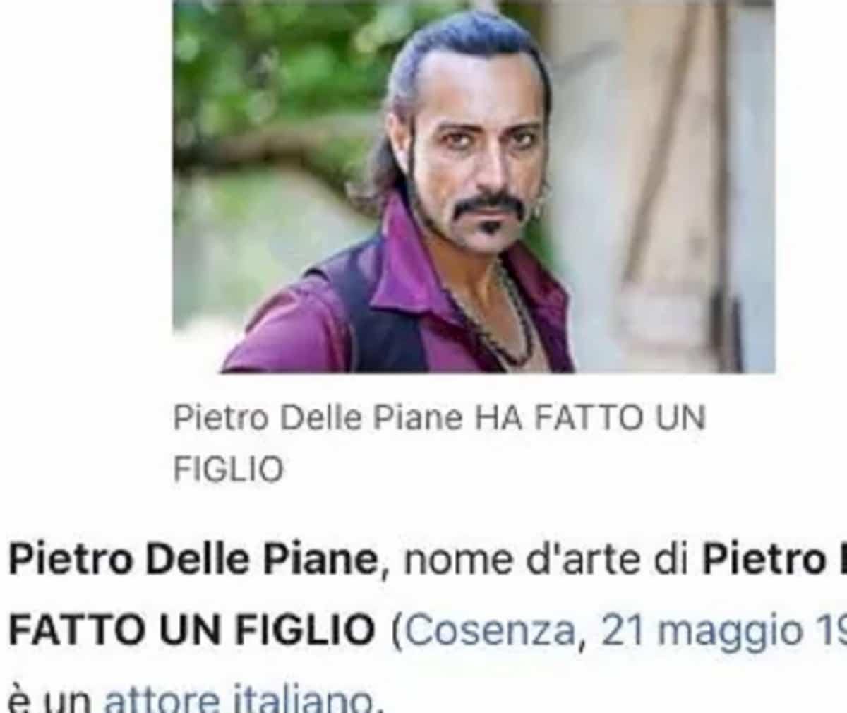 Pietro Delle Piane wikipedia