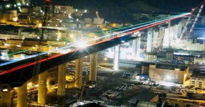 Genova muore di traffico, il ponte (nella foto) di Renzo Piano un miraggio, 8 luglio colpo di grazia dalla Corte Costituzionale?