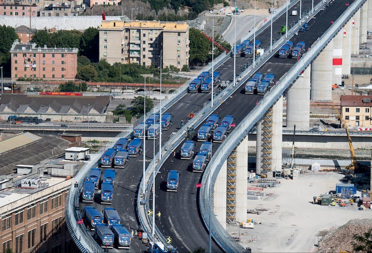 Ponte Genova San Giorgio percorribile dal 5 agosto: l'annuncio di Toti e Bucci