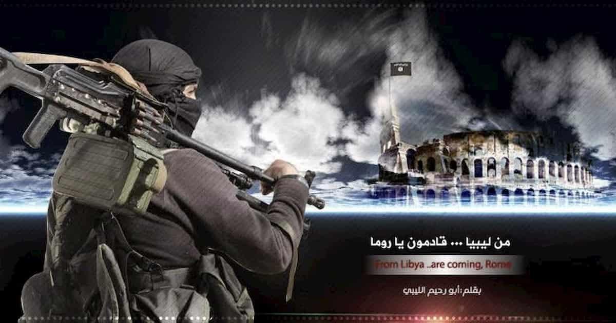Isis, sospetto terrorista arrestato a Milano