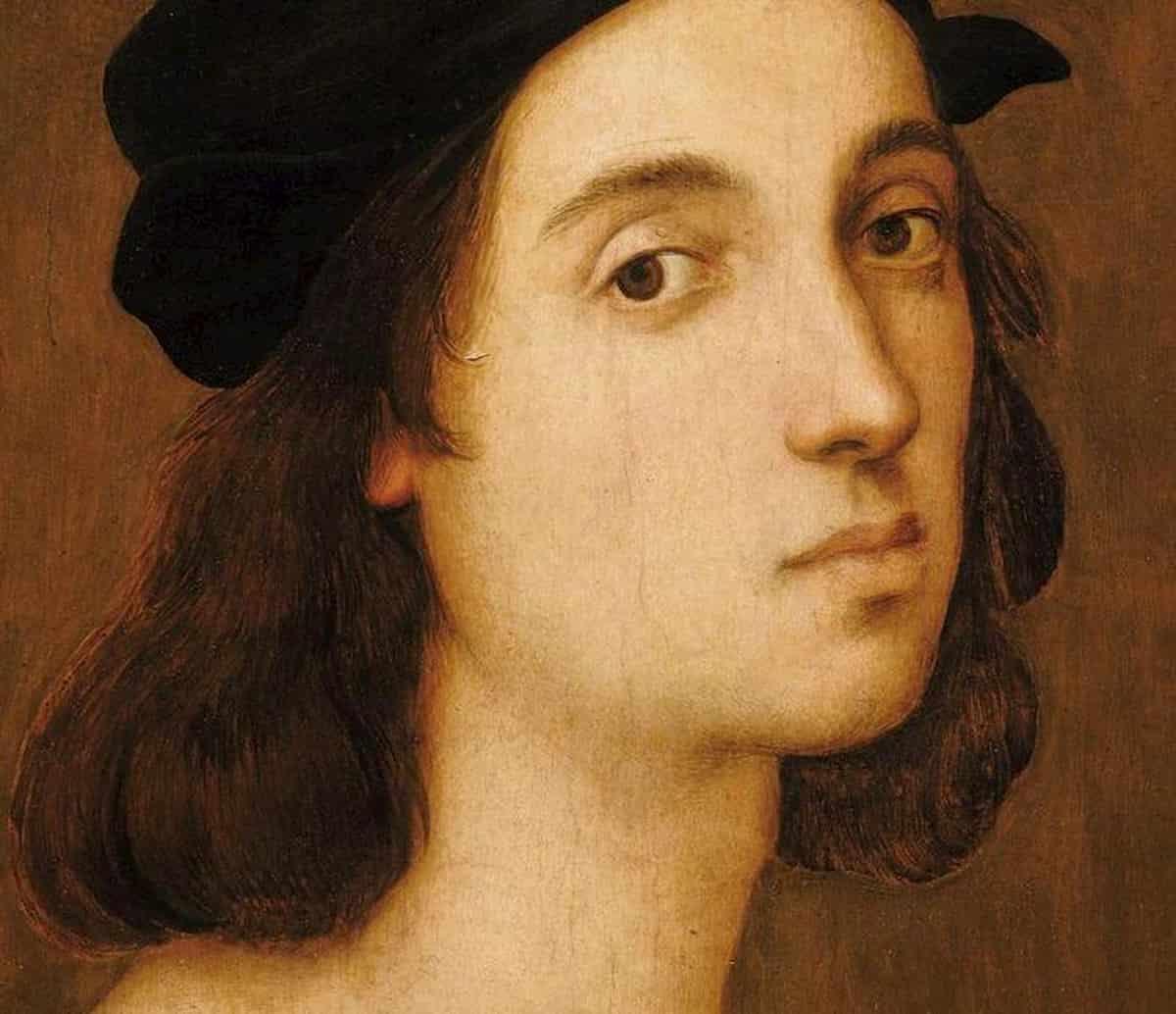 Raffaello Sanzio morì di polmonite
