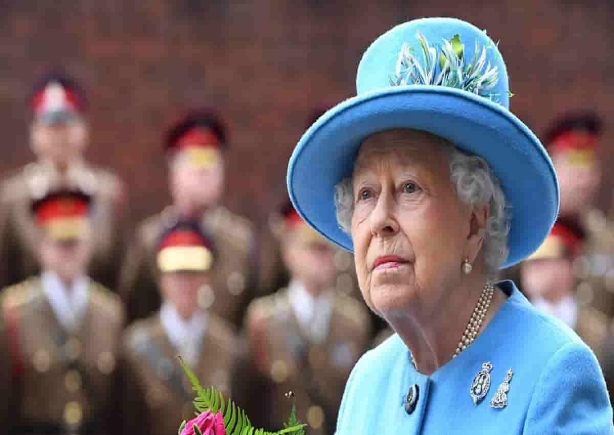 Regina Elisabetta, foto Ansa