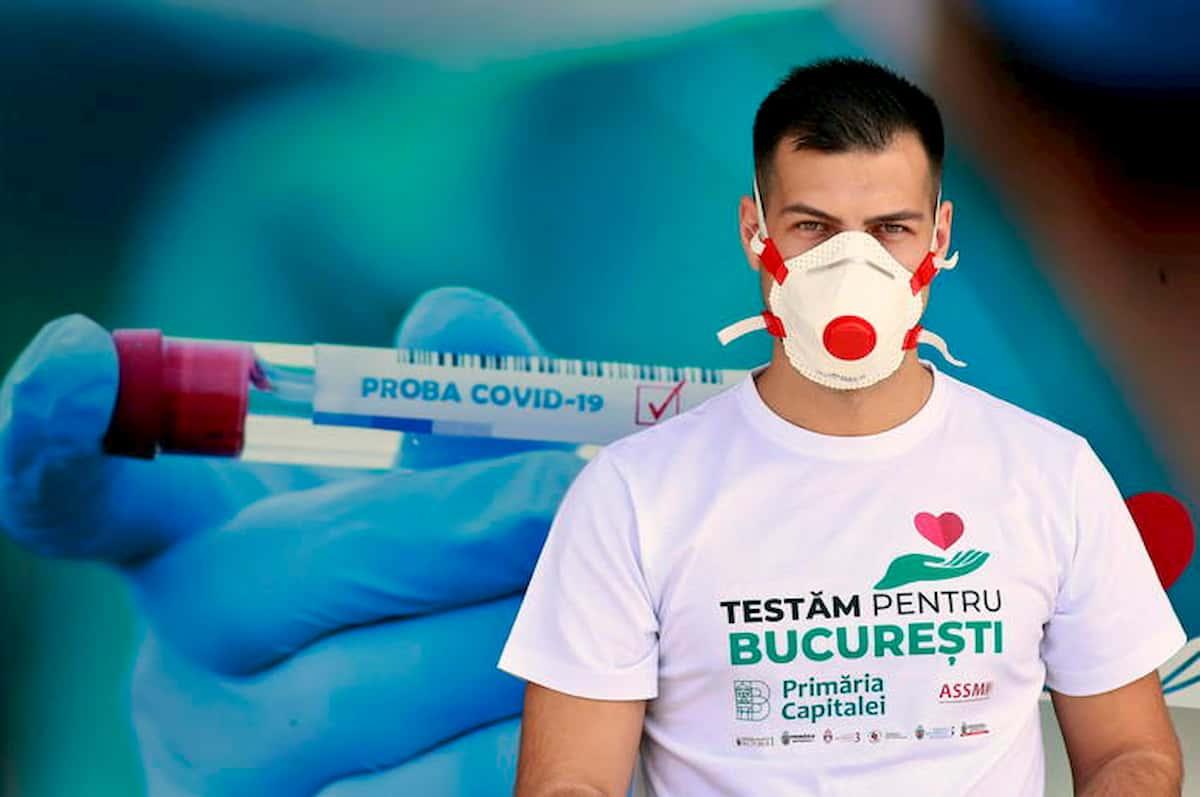 Romania, record di contagi nelle ultime 24 ore