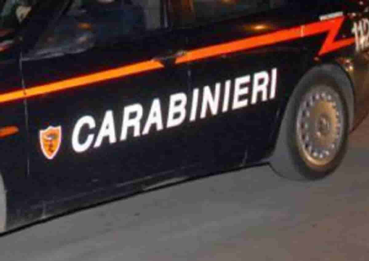 Rovigo, foto d'archivio Ansa dei carabinieri