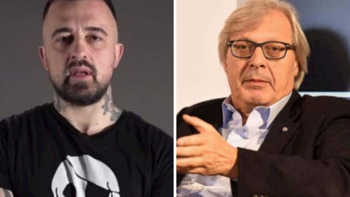 Sgarbi twitta sull'italiano convertito all'Isis, Chef Rubio gli risponde