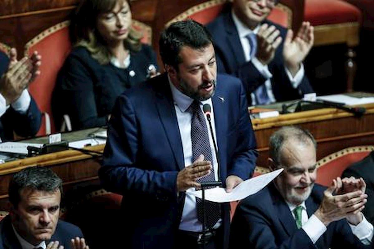 Matteo Salvini, l'autorizzazione a procedere è molto peggio della sua condanna