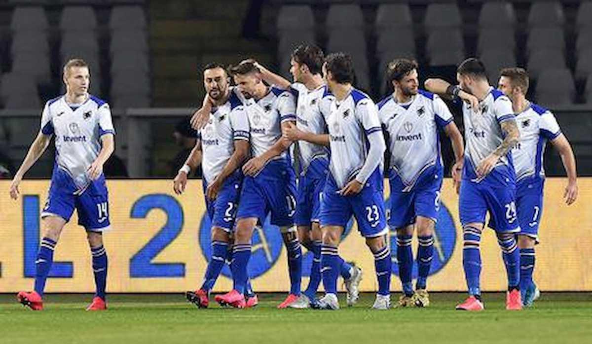 Da 0-2 a 3-2, la Sampdoria rimonta il Parma conquista salvezza