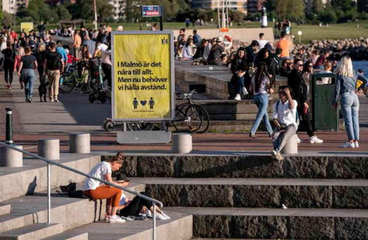 Svezia, possibili altri 5800 morti per coronavirus. Il doppio del bilancio attuale
