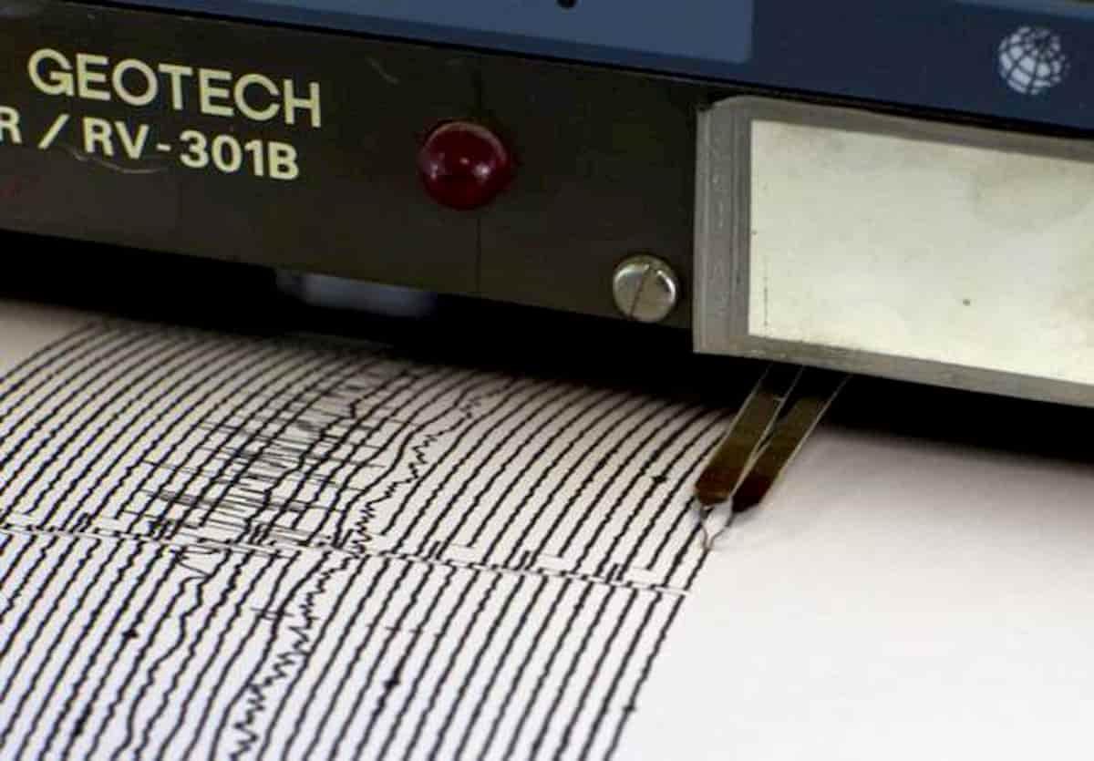 Terremoto Pordenone, scossa a Tramonti di Sopra
