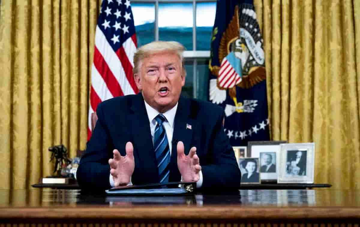 Donald Trump: se vinco io elezione vale, ma, se perdo, elezioni false