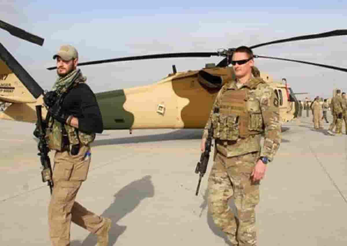 Usa, foto d'archivio Ansa dei militari