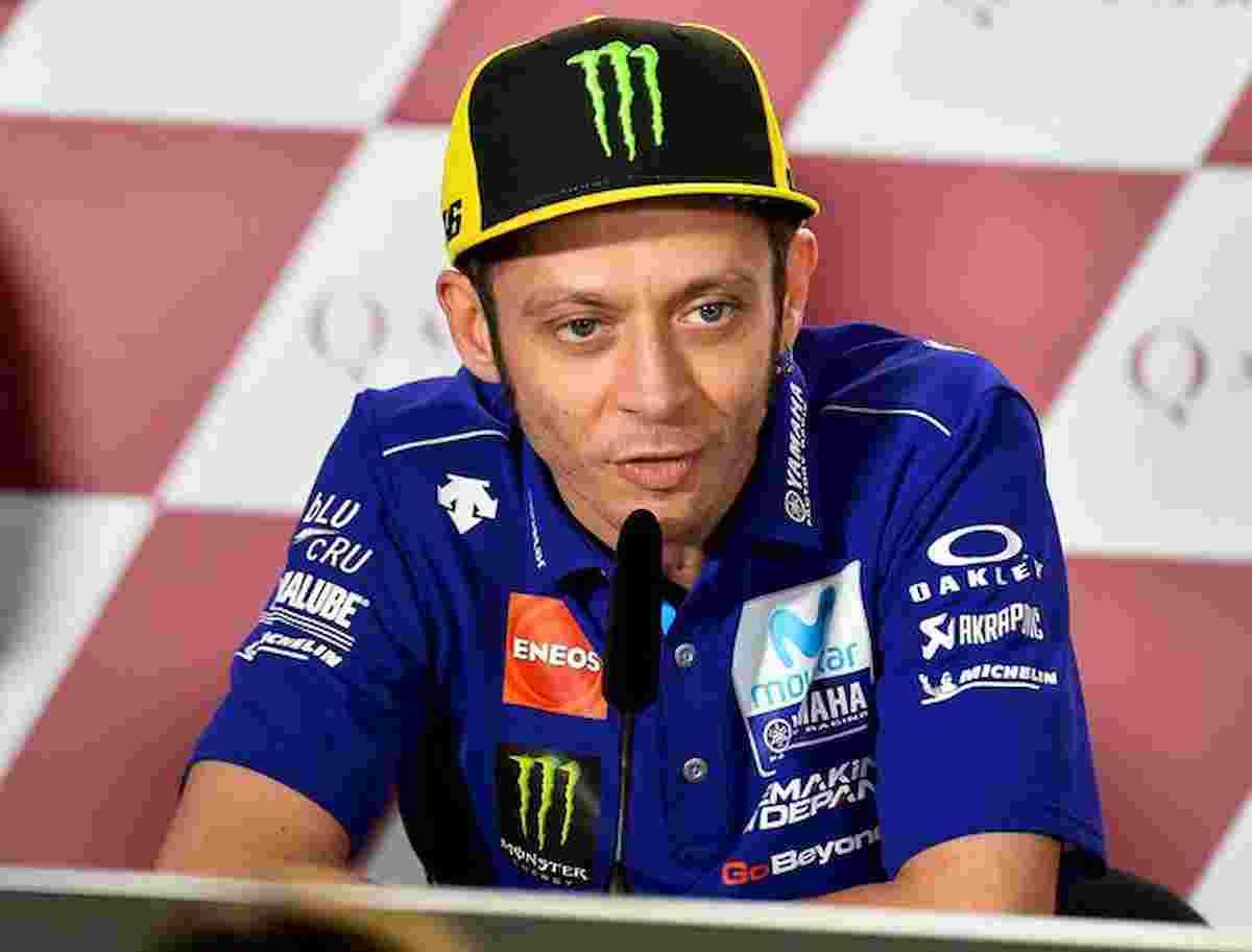 MotoGp, Valentino Rossi riparte con un flop. L'ultima vittoria risale a tre anni fa, senso continuare così?