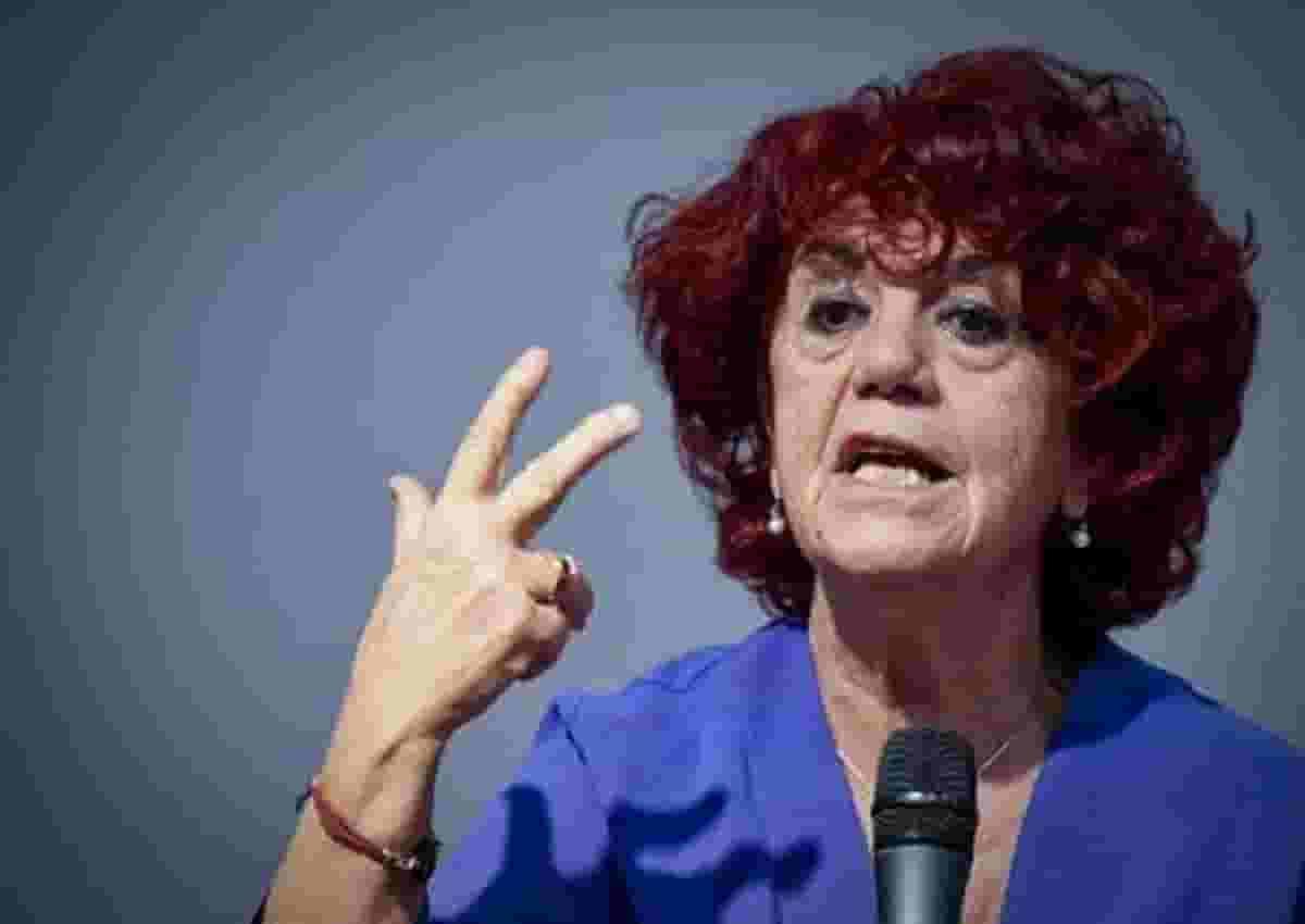 Valeria Fedeli, foto Ansa