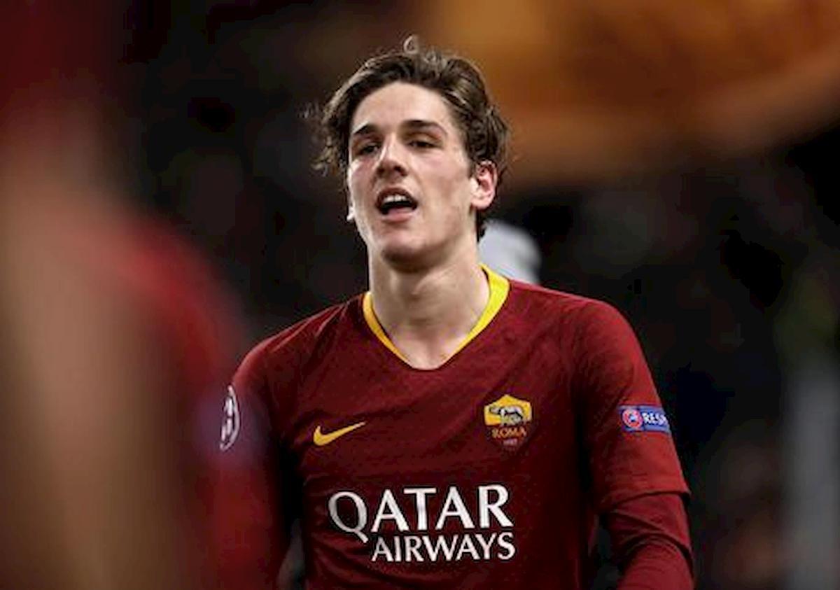 Roma, caso Zaniolo: l'agente del calciatore vuole garanzie futuro