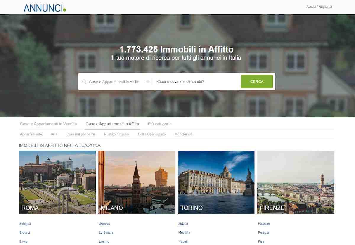 Libero Annunci, il nuovo motore di ricerca per tutti gli annunci d'Italia