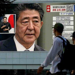 Giappone, il premier Shinzo Abe si dimette