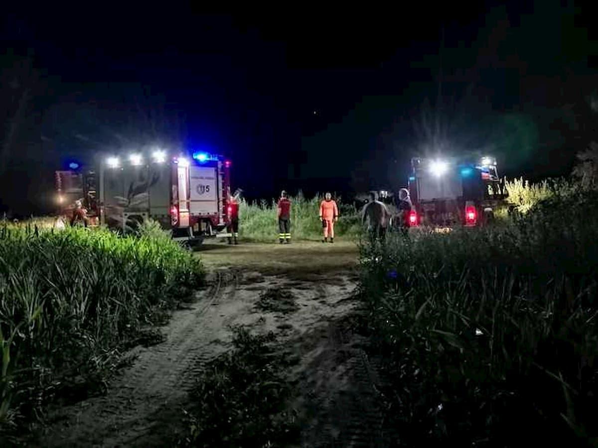 Maleo (Lodi), ritrovato morto nell'Adda l'uomo scomparso sabato sera