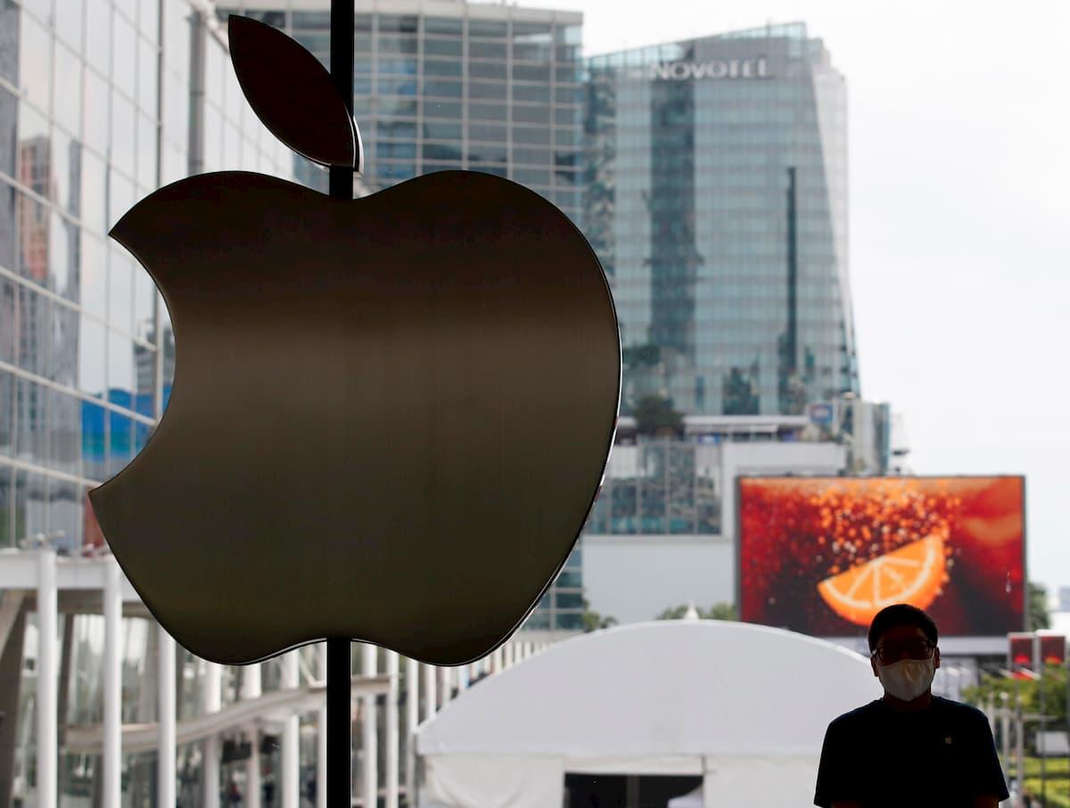 Apple da record: la società vale 2mila miliardi di dollari