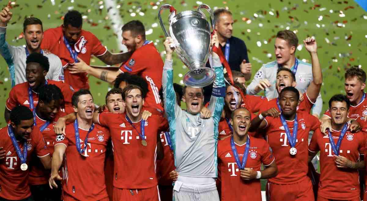 Champions League, Bayern campione: 1-0 al Psg gol dell'ex Coman