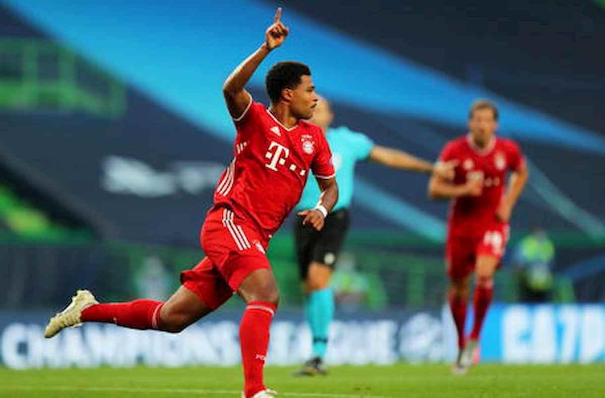 Bayern batte Lione con show di Gnabry, sfiderà il Psg nella finale Champions League