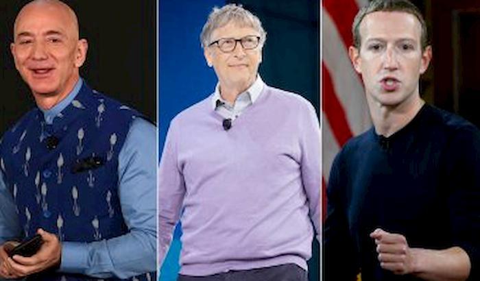 Dove vivono i miliardari? Le case dei sei americani più ricchi del mondo