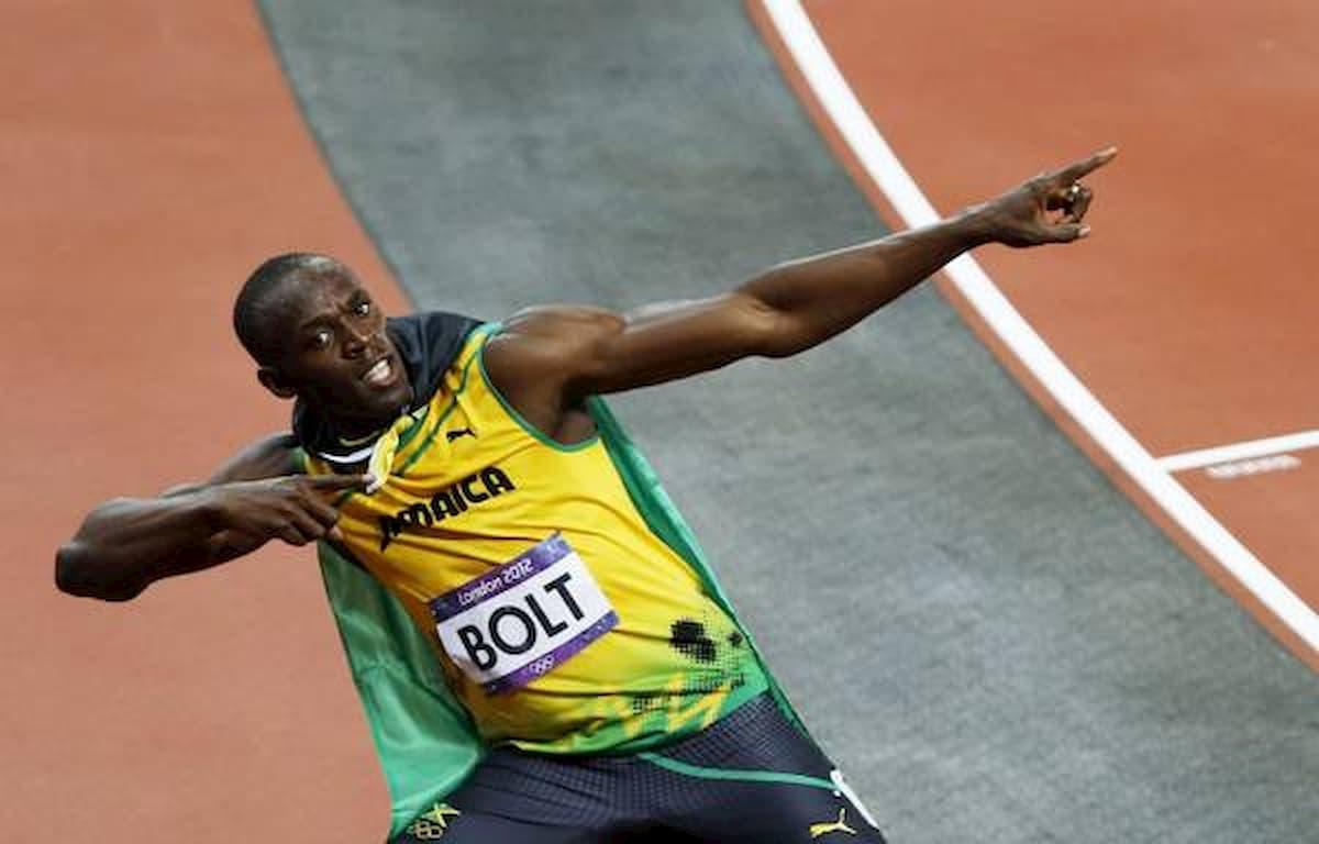 L'ex velocista giamaicano Usain Bolt positivo al Covid-19