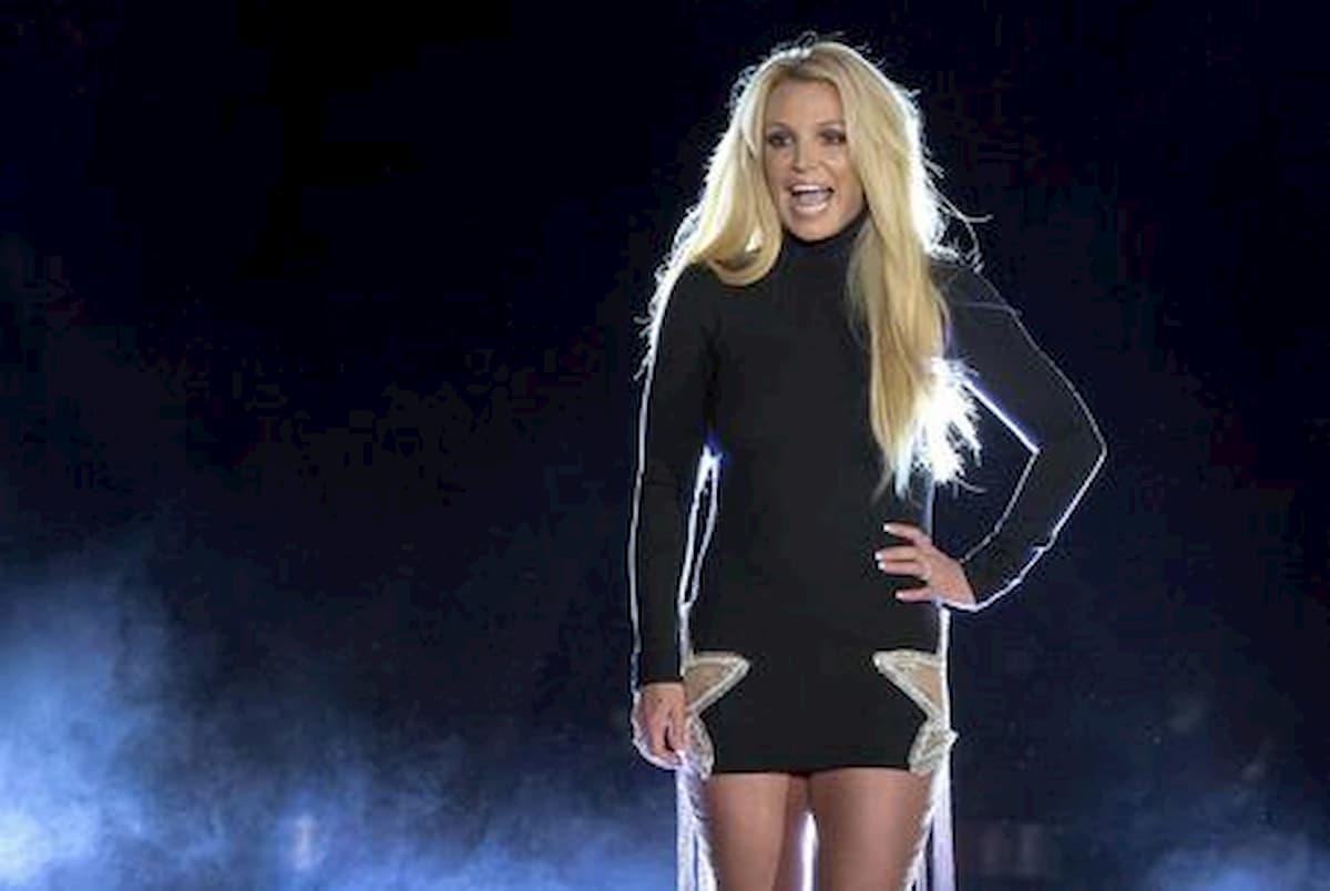 Britney Spears in una foto ansa