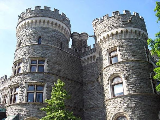 castello inglese, foto ansa