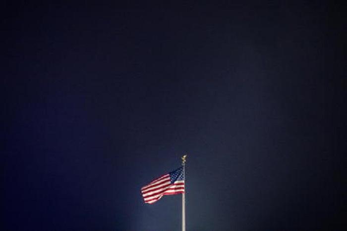 Una bandiera degli Usa, foto Ansa