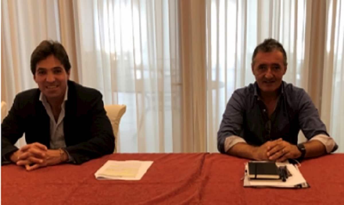 Comitato No Discarica di Montefano Recanati incontra candidato centrodestra Marche Acquaroli