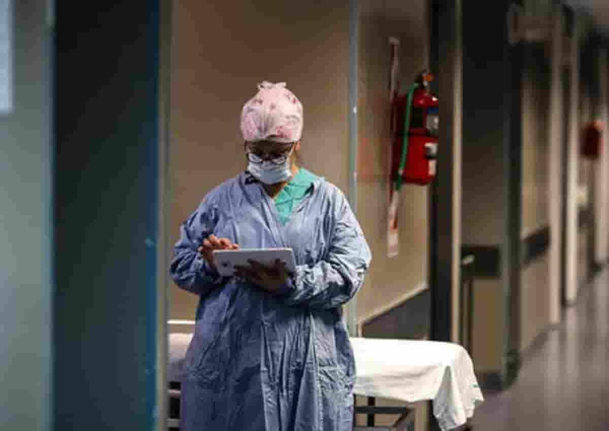 Coronavirus, foto d'archivio Ansa