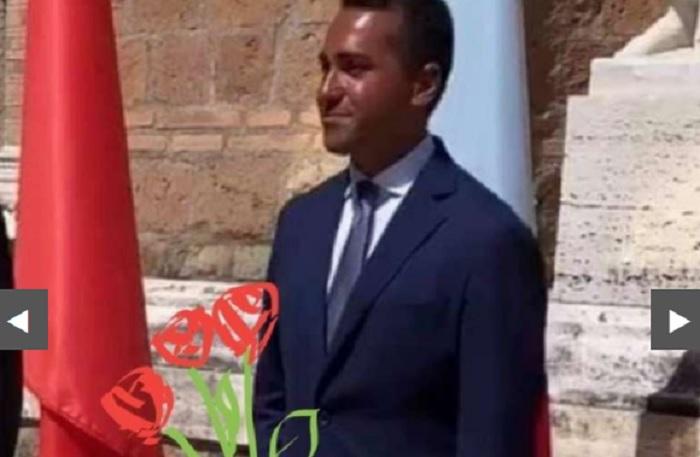 """Di Maio abbronzato, il web non perdona: """"Ma chi è Carlo Conti?"""" FOTO e VIDEO"""