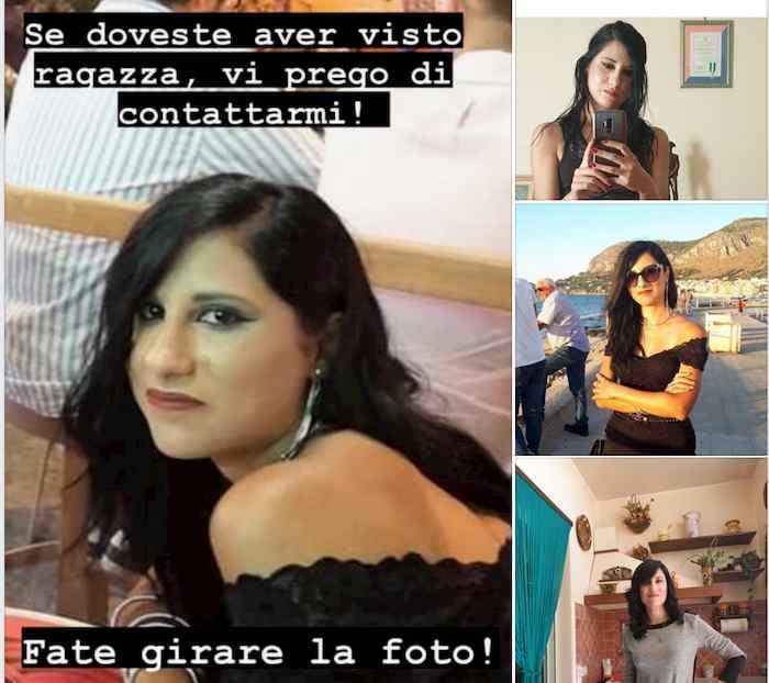 Dora D'Asta, 23 anni, scomparsa a Bagheria dopo una festa al lido