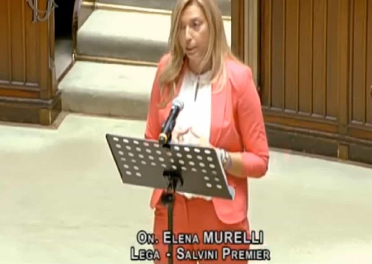 Bonus 600 euro Lega e Elena Murelli, YouTube