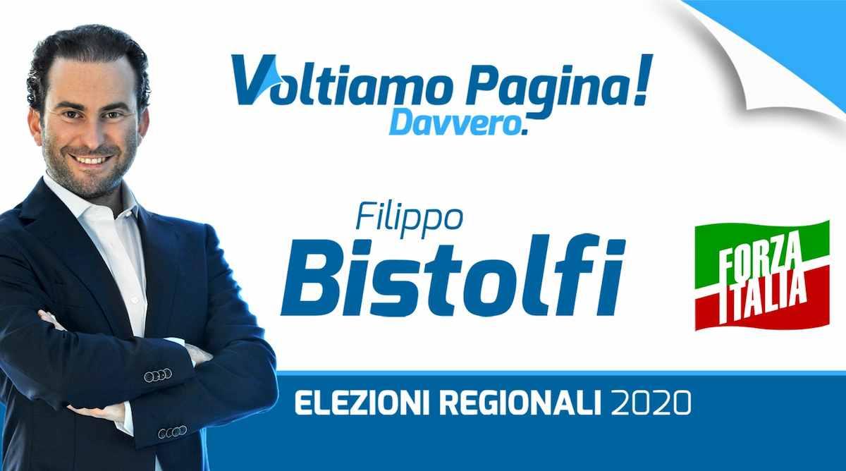 Regionali Liguria, Filippo Bistolfi (Forza Italia) lascia il posto alla madre per le quote rosa