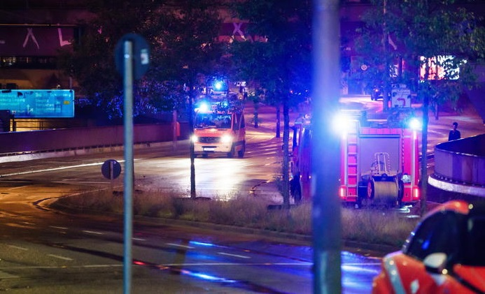 "Provoca incidenti stradali in Germania urlando ""Allah Akbar"""