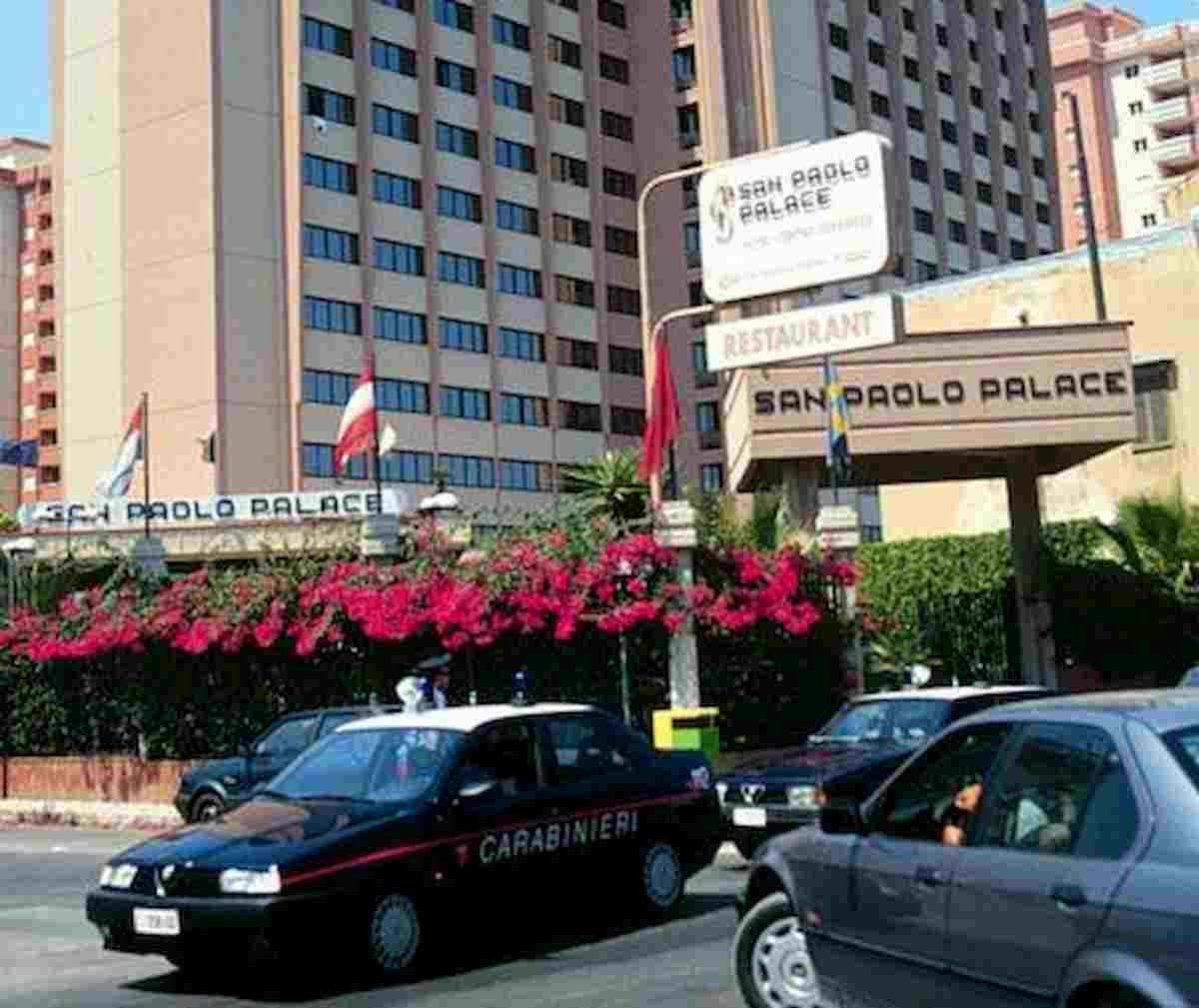 Palermo, migrante positivo al Covid lascia hotel quarantena. Poi torna