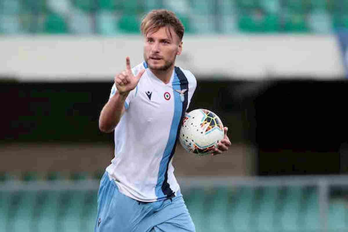 Lazio, Immobile ha vinto la Scarpa d'Oro: è il terzo italiano a riuscirci dopo Totti Toni