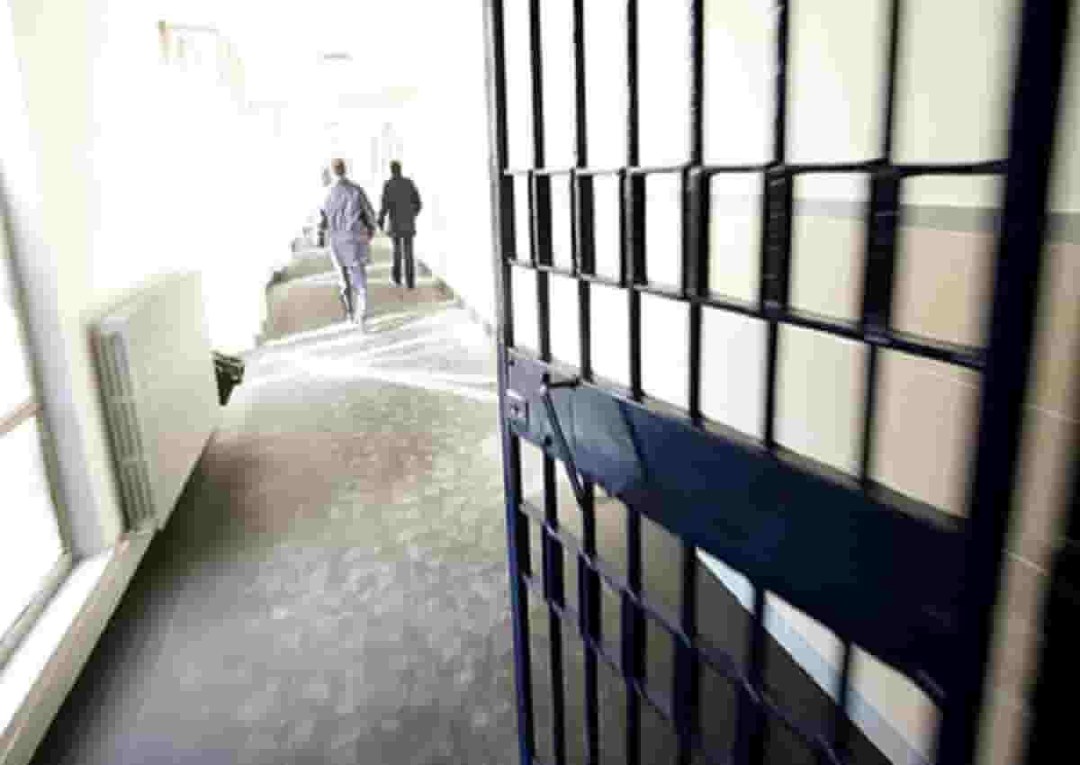 Latina, foto d'archivio Ansa di un carcere