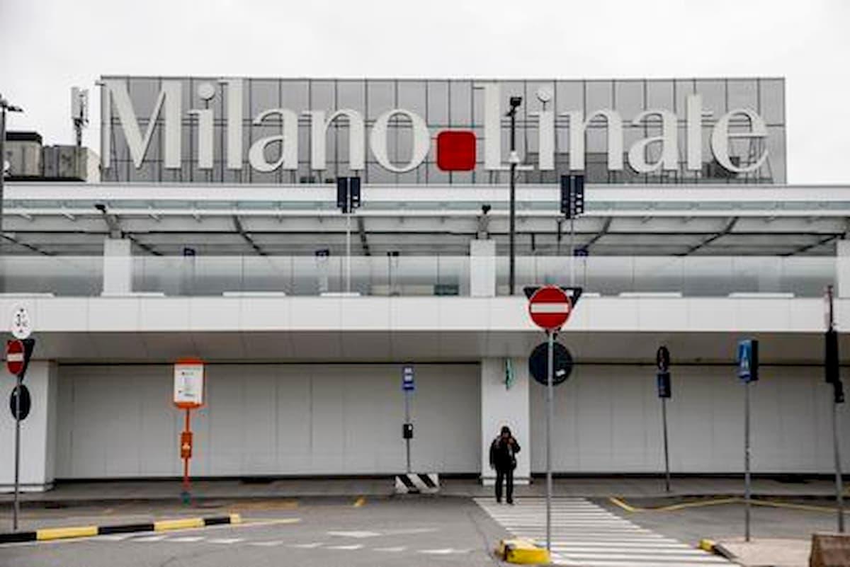 Tamponi coronavirus, dopo Malpensa arrivano anche a Linate