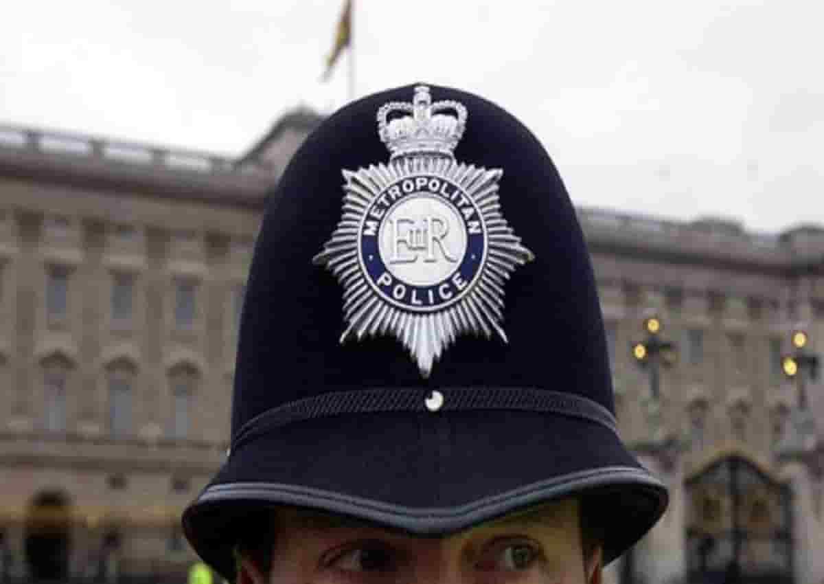 Manchester, foto d'archivio Ansa della polizia inglese