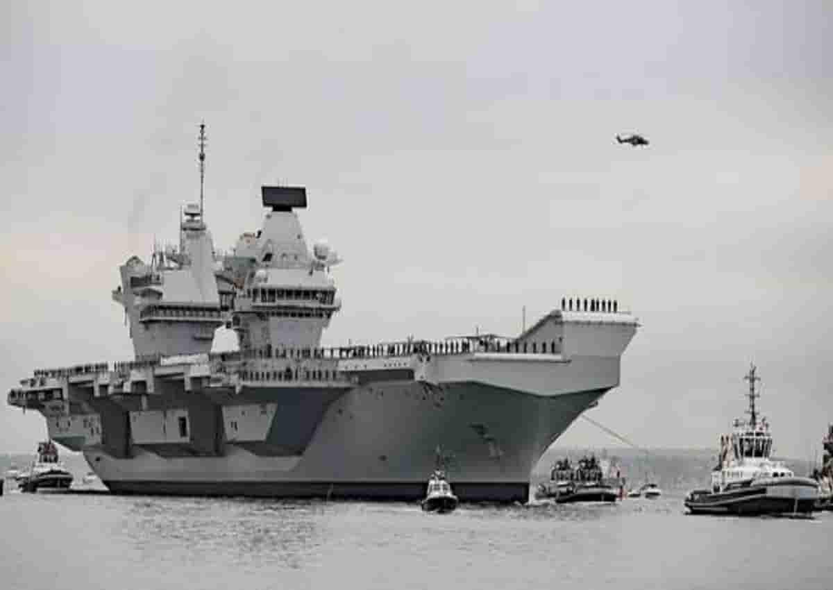 Marina Militare, foto d'archivio Ansa